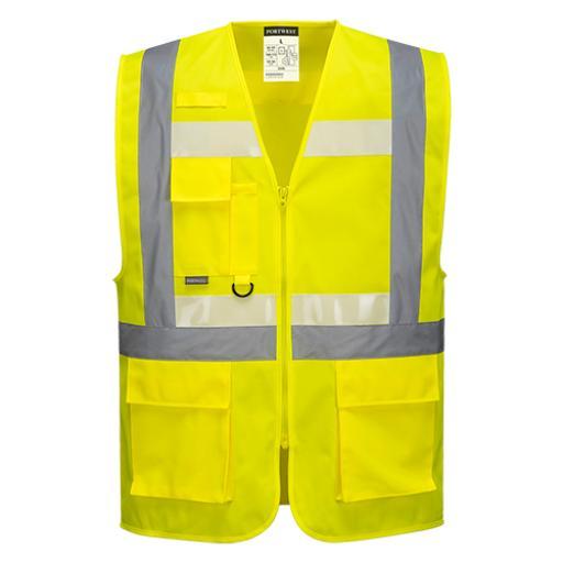 Portwest Glowtex Executive Vest II