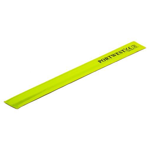 Portwest Hi-Vis Slap Wrap 41x4cm (Pk50)