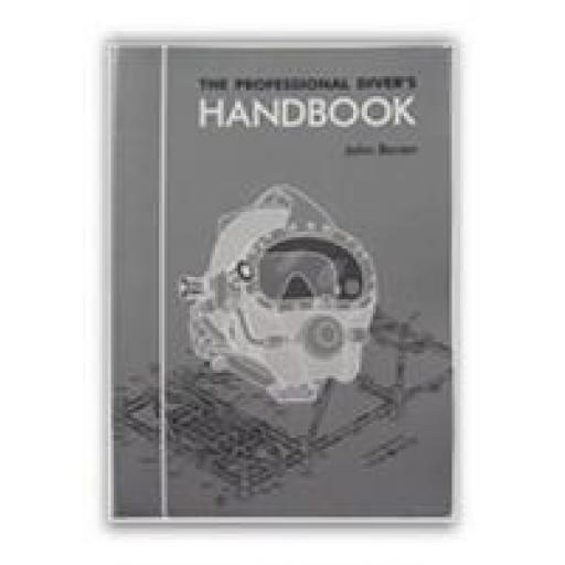 The Professional Diver's Handbook by John Bevan