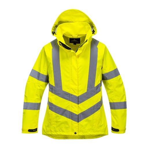 Portwest Ladies HiVis Breathable Jacket
