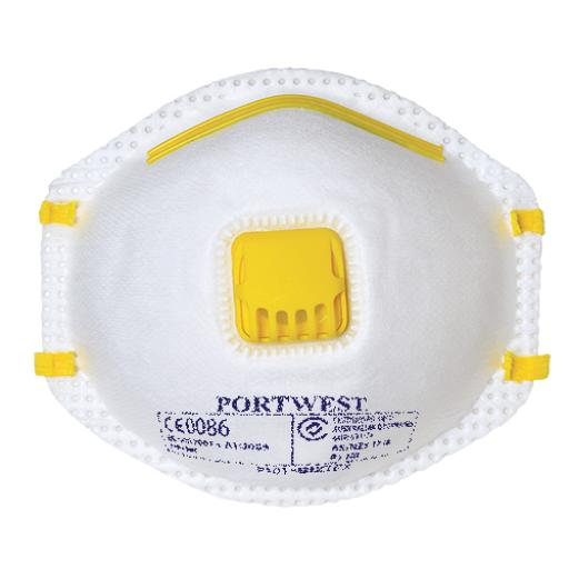 Portwest P1V Disposable Respirator (10)