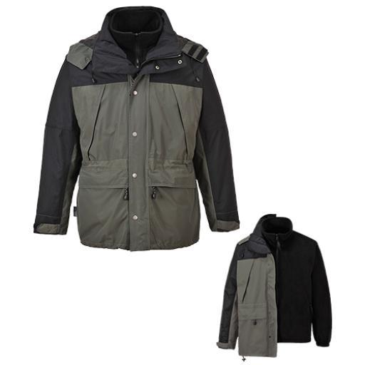 Portwest Orkney 3in1 Jacket