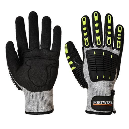 Portwest Anti Impact Cut Resistant Therm Glove
