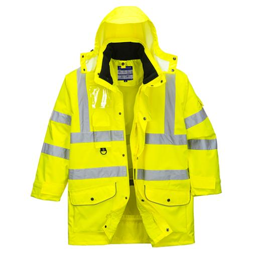 Portwest Hi-Vis 7-in-1 Jacket