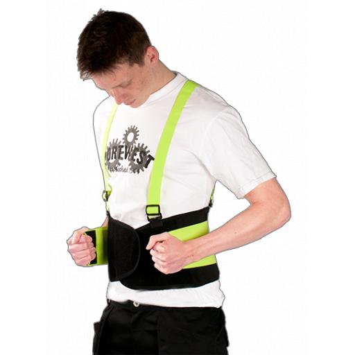 Portwest Hi-Vis Support Belt