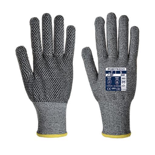 Portwest Sabre-Dot Glove - PVC