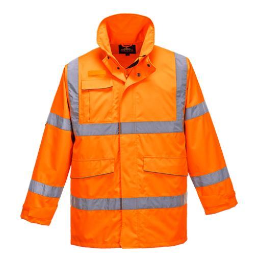 Portwest Hi-Vis Extreme Parka Jacket