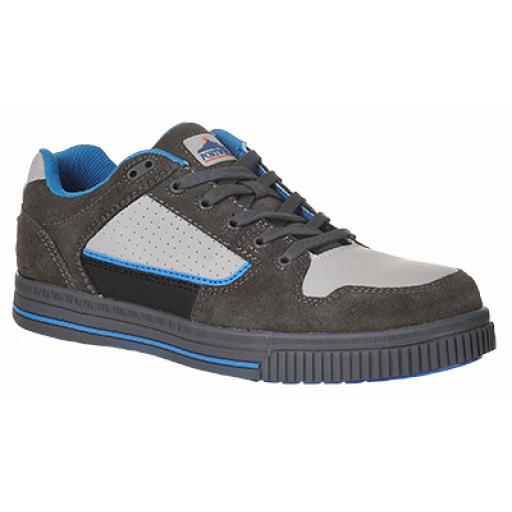 Portwest Zephyr Low Cut Trainer S1P