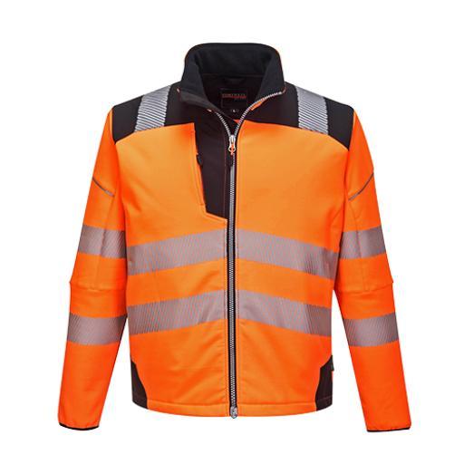 Portwest PW3 Hi-Vis Softshell Jacket