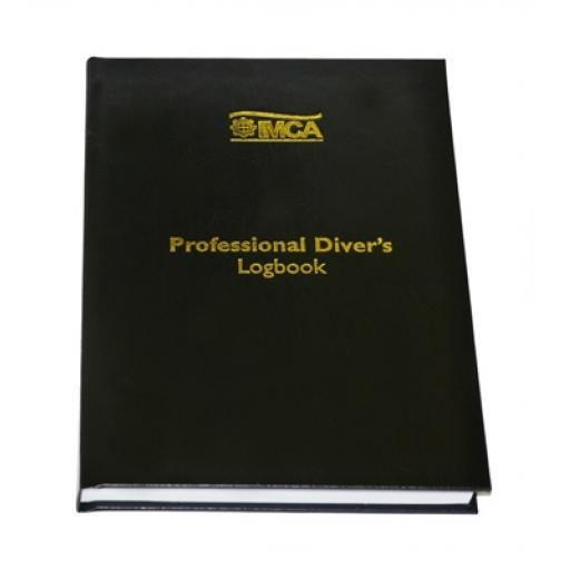 IMCA Commercial Divers Logbook