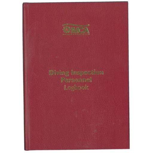 IMCA Diving Inspection Personnel Logbook