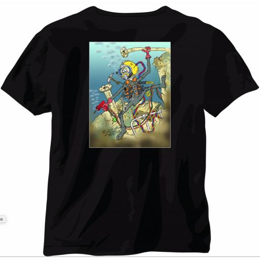 Broco Diver T-Shirt